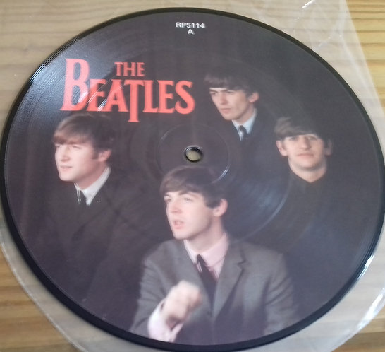 """The Beatles - Can't Buy Me Love (7"""", Single, Ltd, Pic, RE) (Parlophone)"""