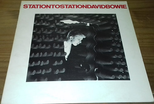 David Bowie - Station To Station (LP, Album) (RCA Victor, RCA Victor, RCA)