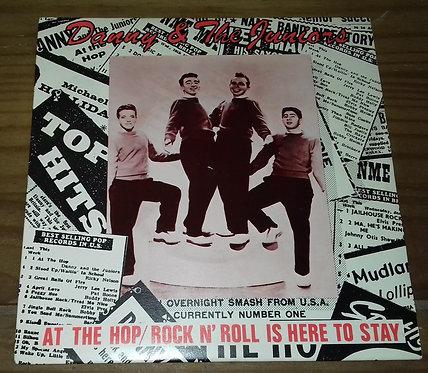 "Danny & The Juniors - At The Hop (7"", Mono, Bla) (ABC Records)"
