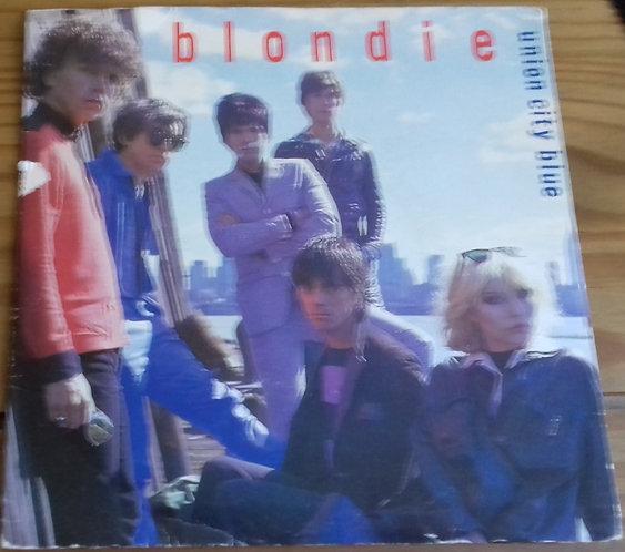"Blondie - Union City Blue (7"", Single, Blu) (Chrysalis)"