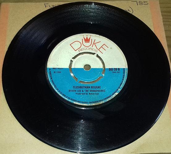 "Byron Lee & The Dragonaires* - Soul Serenade / Elizabethan Reggae (7"", Single) ("