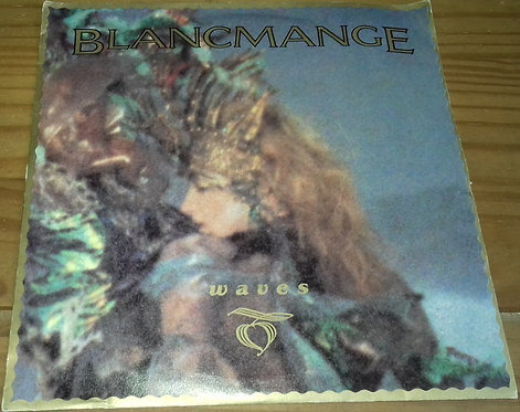 "Blancmange - Waves (7"", Single, Sil) (London Records)"