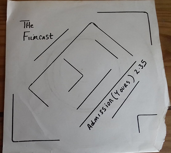 """The Filmcast - Admission (Yours) (7"""", Single) (True Friends Music)"""