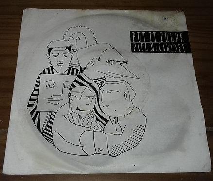 "Paul McCartney - Put It There (7"", Single, Pap) (Parlophone, MPL (2))"