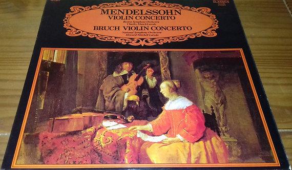 Mendelssohn* / Boston Symphony Orchestra, Bruch* / Laredo*, Charles Munch, Howa