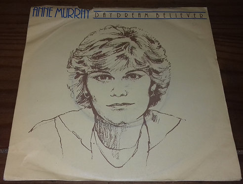 """Anne Murray - Daydream Believer (7"""", Single) (Capitol Records)"""