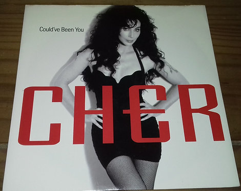 """Cher - Could've Been You (7"""", Single, Pap) (Geffen Records)"""