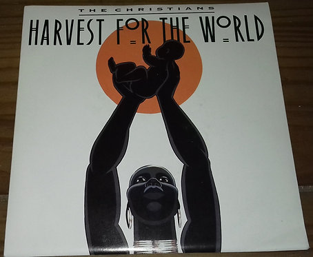 """The Christians - Harvest For The World (7"""", Single, Sil) (Island Records)"""