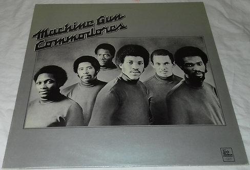 Commodores - Machine Gun (LP, Album, RE) (Tamla Motown, Tamla Motown)