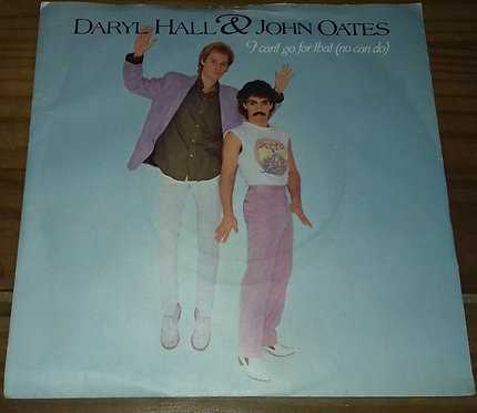 "Daryl Hall & John Oates - I Can't Go For That (No Can Do) (7"", Single) (RCA, RCA"