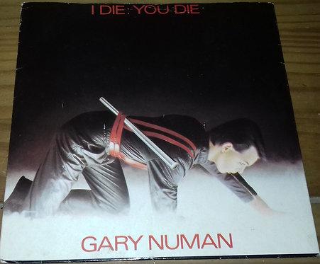 "Gary Numan - I Die: You Die (7"", Single) (Beggars Banquet, Beggars Banquet)"
