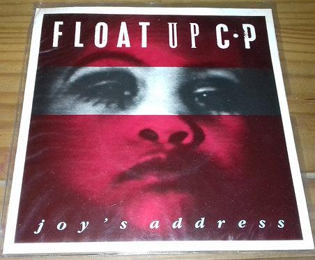 "Float Up C·P* - Joy's Address (7"", Single) (Rough Trade)"