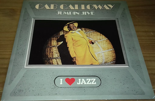 Cab Calloway - Jumpin Jive (LP, Comp, Mono) (CBS)