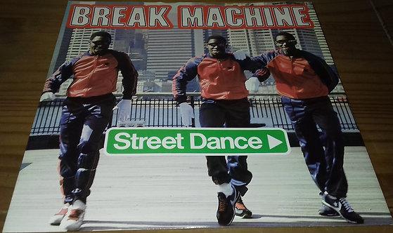 "Break Machine - Street Dance (12"", Pic) (Record Shack Records)"