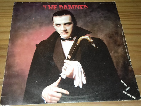 "The Damned - Love Song (7"", RE, Blu) (Big Beat Records)"
