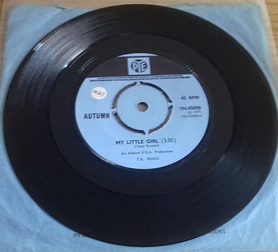 "Autumn  - My Little Girl (7"", Single) (Pye Records)"