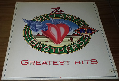 Bellamy Brothers - Greatest Hits (LP, Comp) (Warner Bros. Records)