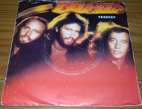 "Bee Gees - Tragedy (7"", Single, Jukebox) (RSO, RSO)"