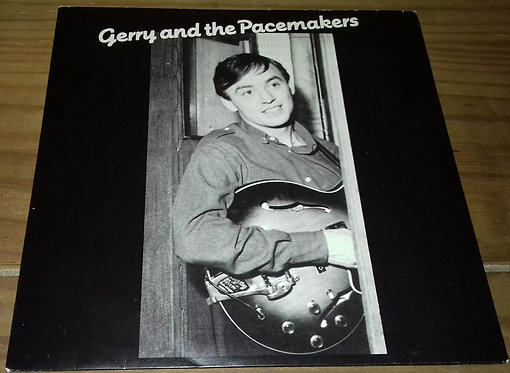 "Gerry And The Pacemakers* - Ferry Cross The Mersey (7"", Single, RE) (EMI)"