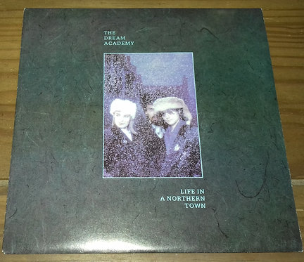 """The Dream Academy - Life In A Northern Town (7"""", Pap) (Blanco Y Negro, Blanco Y"""
