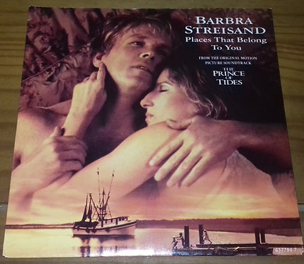 """Barbra Streisand - Places That Belong To You (7"""", Single) (Columbia)"""