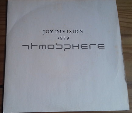 "Joy Division - Atmosphere (7"", Single) (Factory)"