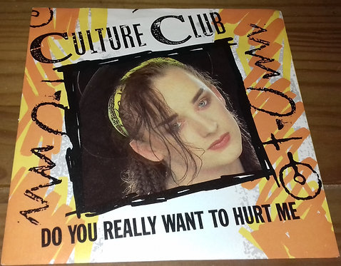 "Culture Club - Do You Really Want To Hurt Me (7"", Single, CBS) (Virgin, Virgin)"