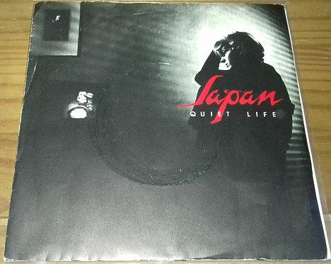 "Japan - Quiet Life (7"", Single, Dam) (Hansa)"