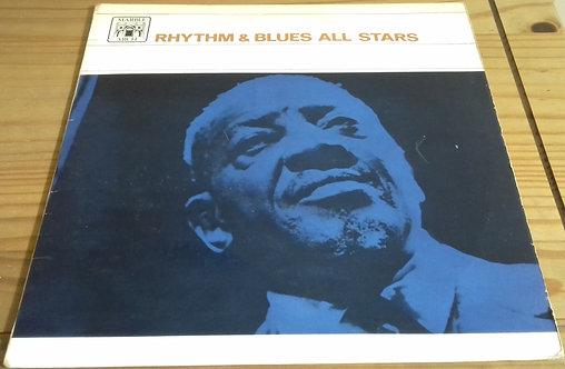 Various - Rhythm & Blues All Stars (LP, Comp) (Marble Arch)
