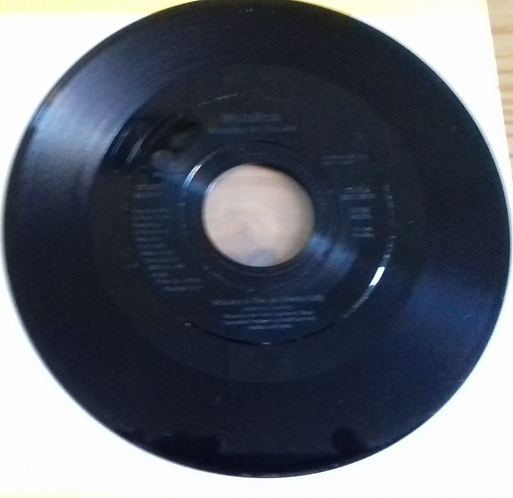 "Metallica - Whiskey In The Jar (7"", Single, Jukebox) (Vertigo)"