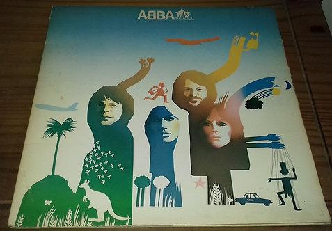 ABBA - The Album (LP, Album, Gat) (Epic, Epic)