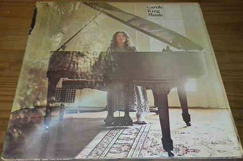 Carole King - Music (LP, Album, Gat) (A&M Records)