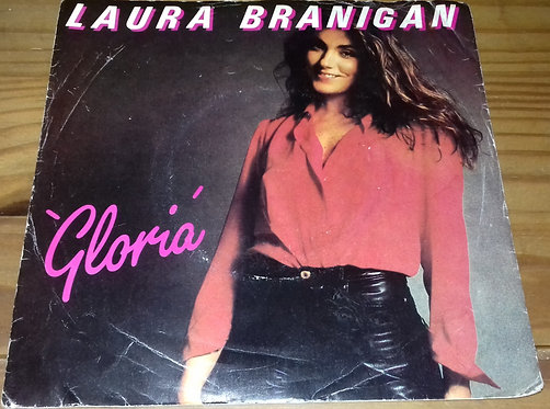 "Laura Branigan - Gloria (7"", Single) (Atlantic)"