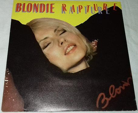 """Blondie - Rapture (7"""", Single) (Chrysalis)"""