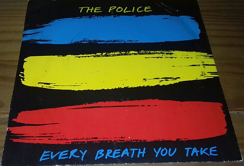 """The Police - Every Breath You Take (7"""", Single) (A&M Records)"""