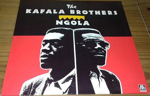 The Kafala Brothers* - Ngola (LP, Album) (AA Enterprises Records)