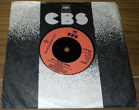 "Blue Öyster Cult - (Don't Fear) The Reaper (7"", Single, RE, Inj) (CBS)"