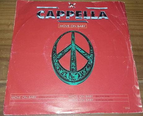 "Cappella - Move On Baby (7"", Single) (Internal Dance, Internal Dance, Internal D"