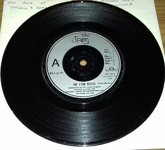 """The Jam - The Eton Rifles (7"""", Single) (Polydor, Polydor)"""