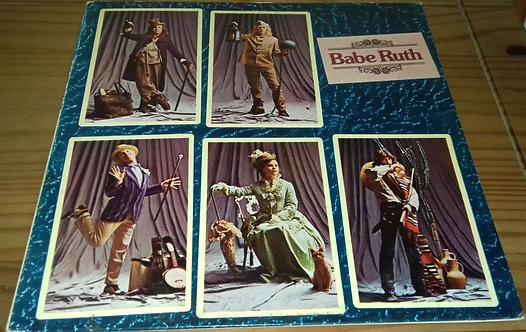 Babe Ruth - Babe Ruth (LP, Album) (Harvest)