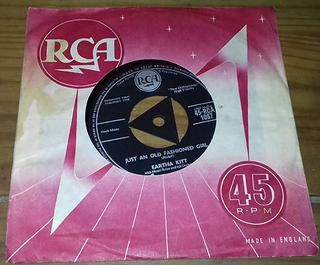"Eartha Kitt - If I Can't Take It With Me When I Go (7"", Single, Mono, Tri) (RCA"
