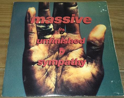 """Massive Attack (Massive)  - Unfinished Sympathy (7"""", Single)"""