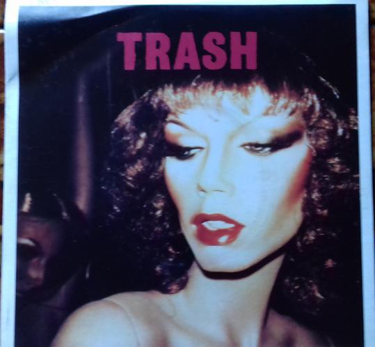 "Roxy Music – Trash 7"" Single"