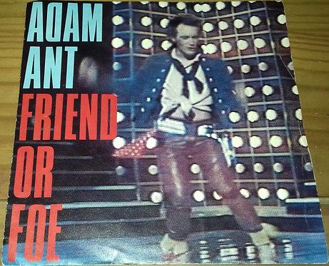 "Adam Ant - Friend Or Foe (7"", Single, Inj) (CBS, CBS)"