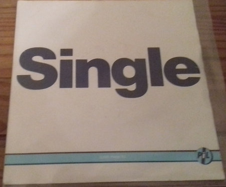 "Public Image Ltd.* - Rise (7"", Single) (Virgin)"