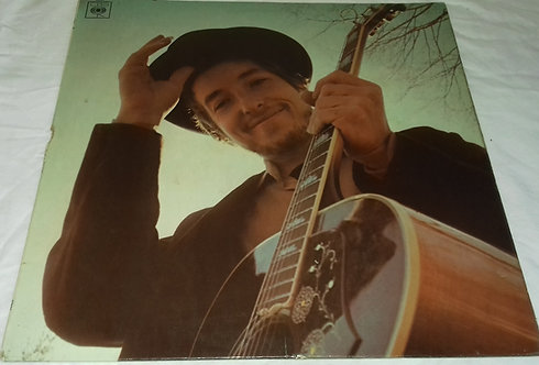 Bob Dylan - Nashville Skyline (LP, Album) (CBS, CBS)