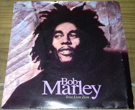 """Bob Marley - Iron Lion Zion (7"""", Single, Sil) (Tuff Gong, Tuff Gong, Tuff Gong)"""