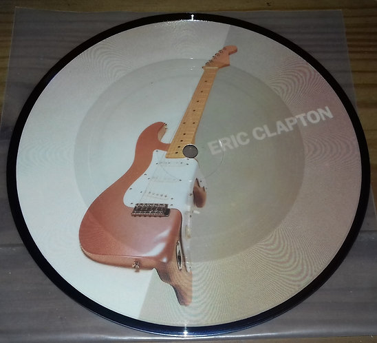 """Eric Clapton - The Shape You're In (7"""", Single, Pic) (Duck Records (2))"""