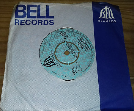 """Bruce Channel - Keep On (7"""", Single) (Bell Records)"""