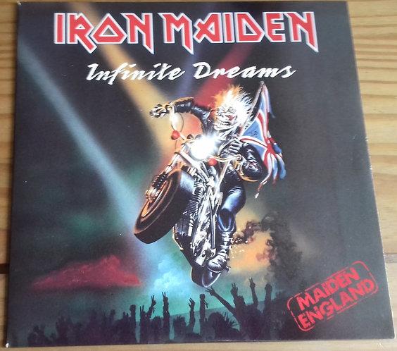 "Iron Maiden - Infinite Dreams (7"", Single, Pat) (EMI)"